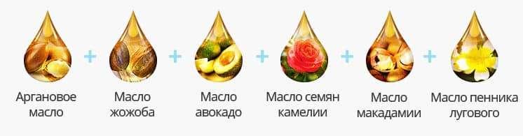 Эфирные масла Атоми для волос